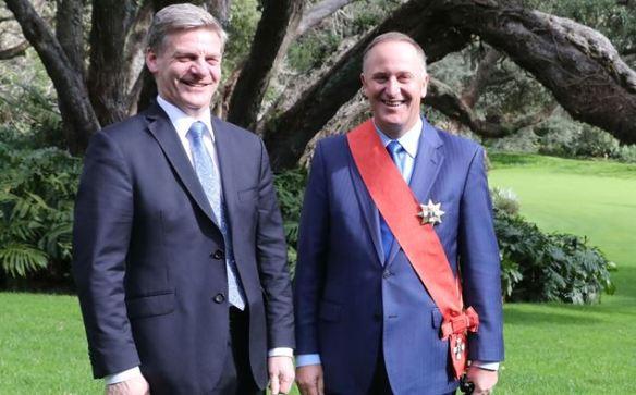 bill-english-john-key-knighted-nzherald
