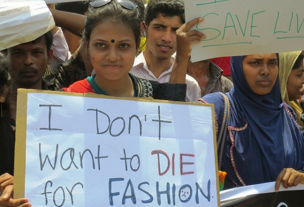 dont die for fashion
